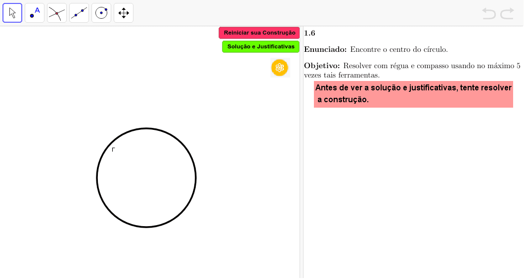 Euclidea 1.6