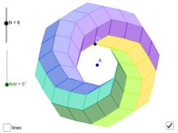 Rhombic Tori