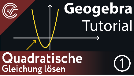 Geogebra-Kurs Preview Thumbnails in Youtube