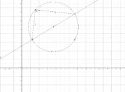 Angle in a Semi Circle