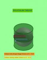 BOLA DALAM TABUNG