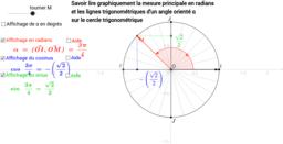 Copie de cercle trigo et valeurs cosinus-sinus