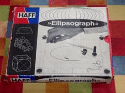 Haff Ellipsograph Nr. 97