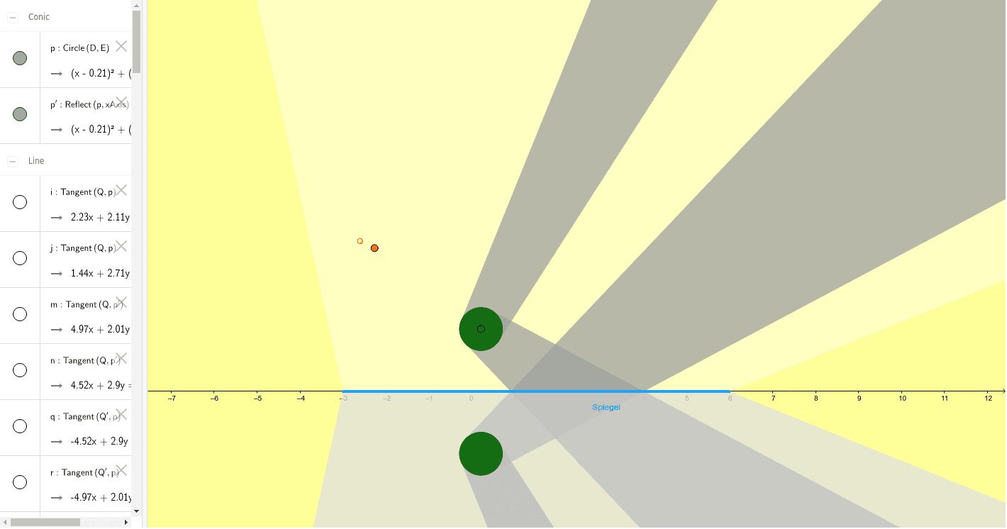 2-3-3 Schatten Planspiegel
