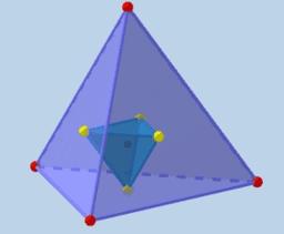 Dualidad Tetraedro-Tetraedro