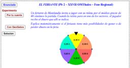 EL FERIANTE (2011-Probabilidad-Baja)