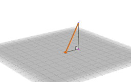 projection of a segment