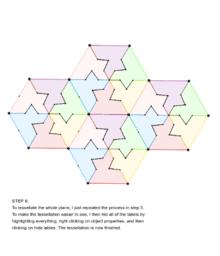 Tessellation 2: Step 6