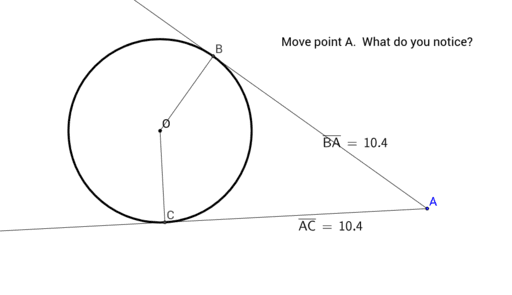 Geometry - Circles Unit – GeoGebra