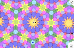 Qarawiyyin Tiling (generalized)
