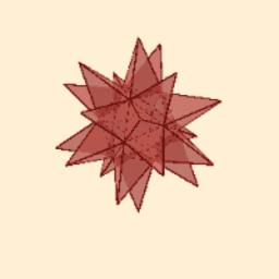 Platonische Körper - Pyramidenextrusion