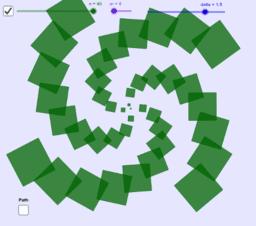 Polygonal Path