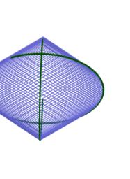 원기둥 2개 교차 영역(Steinmetz solid)