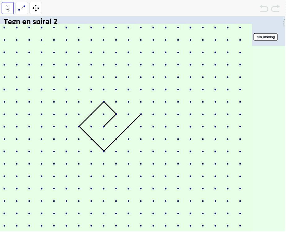 Tegn en spiral 2