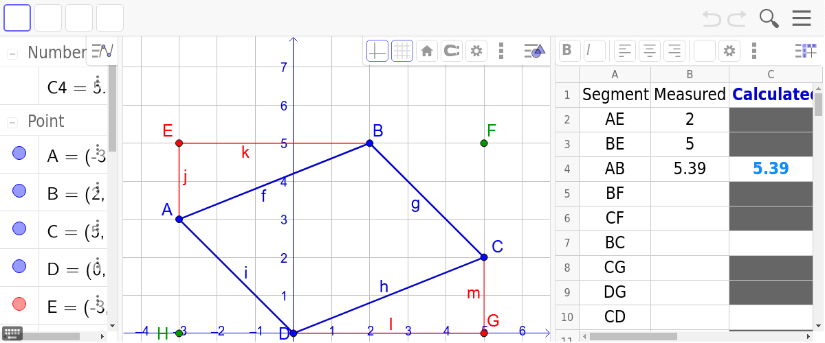 Using Coordinate Geometry to Prove that a Quadrilateral is a