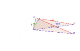 SSS congruent triangles