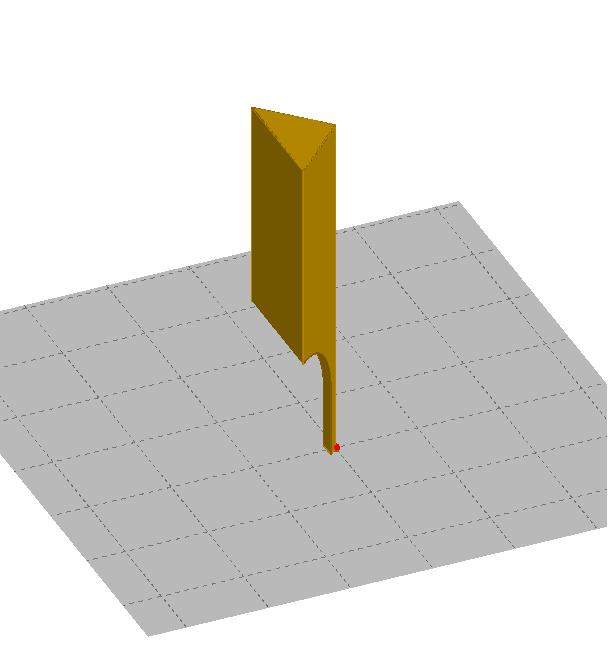 Con desplazamientos horizontales y verticales