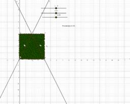 Probabilidad de tiros en un triángulo