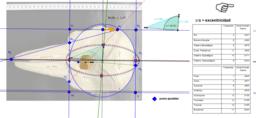 Puntos de referencia geométricos