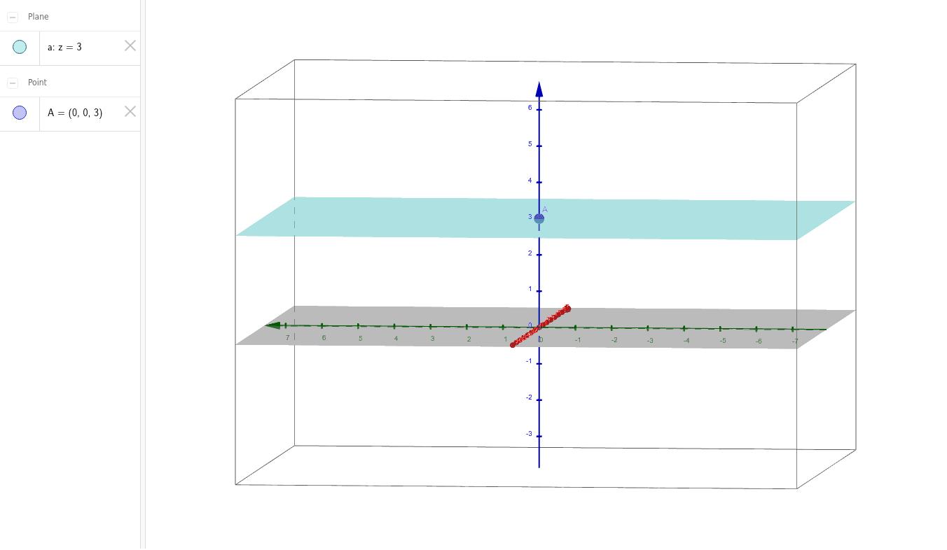 parallele Ebenen