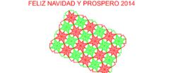 Tiling FELIZ NAVIDAD Y PROSPERO 2014
