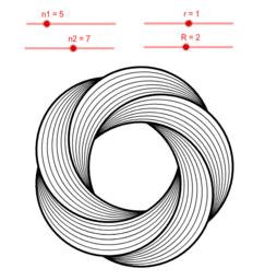 arcs de cercles