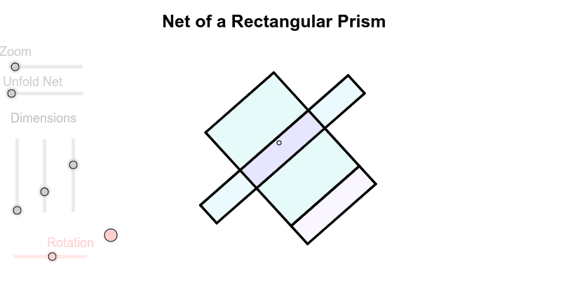 Here is a rectangular prism: Press Enter to start activity