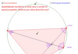 Brahmagupta's Theorem
