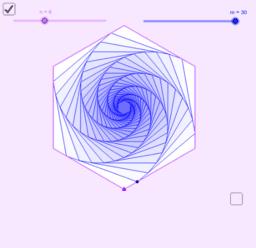 Polygonal Portal