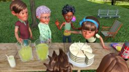Una Fiesta de Cumpleaños... con fracciones