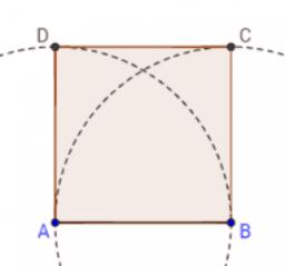Uvod u GeoGebru, 1. dio - Osnovne geometrijske konstrukcije