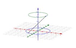 Erzeugung eines Hyperboloids