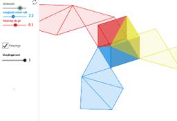 Volum de la piràmide i del cub