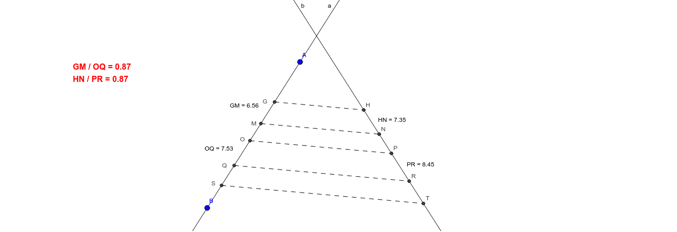 SAMSUN TURKEY- θεώρημα Θαλή (2ο αρχείο) Press Enter to start activity