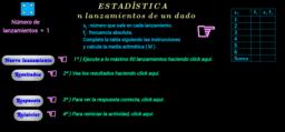 Estadística ( media aritmética - ejercicios 1 )
