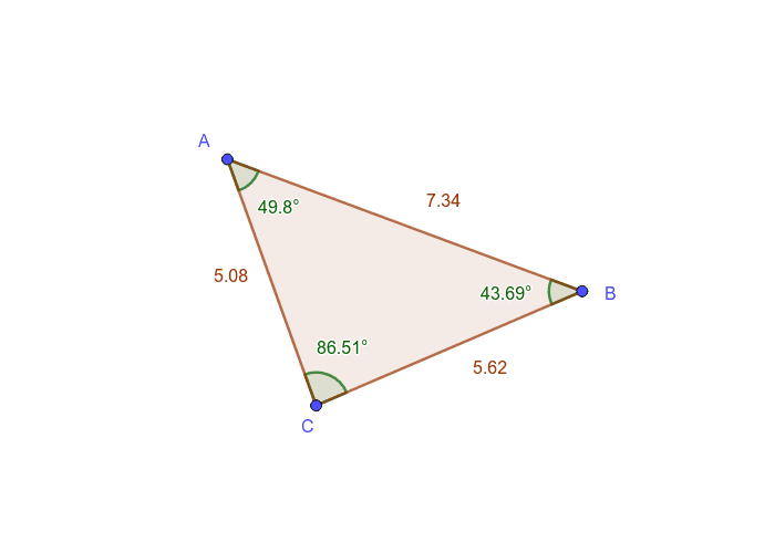 Triangles #1 and #2