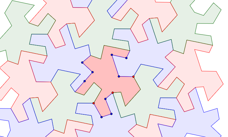 Escherized Tessellation