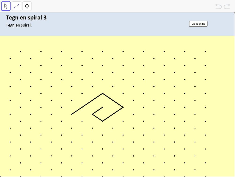 Tegn en spiral 3