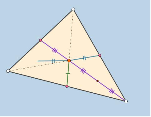 Elementos del triángulo Presiona Intro para comenzar la actividad