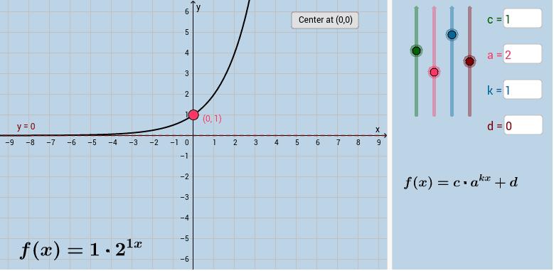 2c Exponential by Tim Brzeziski