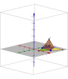 Construccion de tetraedro