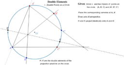 60. Double Elements 1 - Points on a Circle