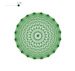 Paso a paso_Diagonales de un polígono de n lados
