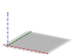 Volume d'une pyramide inscrite dans un cube
