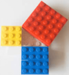 Applying the Pythagorean Theorem to Three Dimensions