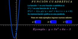 Función cuadrática ( introducción )