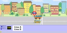 Autobuses y m.c.m.