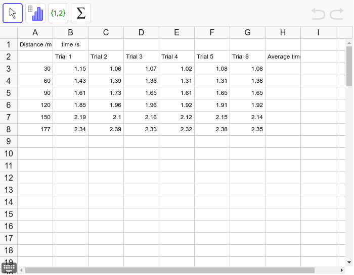 Data Values Press Enter to start activity