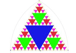 Driehoek van Sierpinski