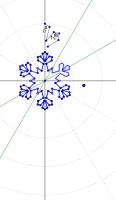 Копия Построение снежинки